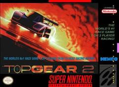Top Gear 2 Cover Art