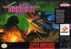 Gradius III Super Nintendo Prices