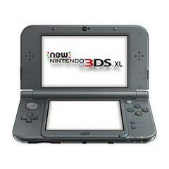 New Nintendo 3DS XL Black Nintendo 3DS Prices