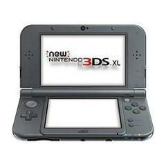 New Nintendo 3DS XL Black Nintendo 3DS Prices
