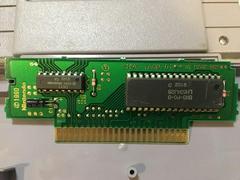 Circuit Board Front | Populous Super Nintendo