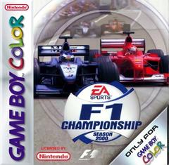 F1 Championship Season 2000 PAL GameBoy Color Prices