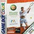 Roland Garros French Open | PAL GameBoy Color