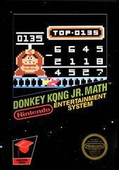 Donkey Kong Jr Math NES Prices