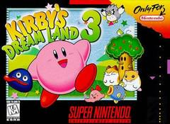 Kirby's Dream Land 3 Cover Art