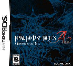 Final Fantasy Tactics A2 Nintendo DS Prices