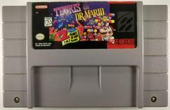 Cartridge   Tetris and Dr. Mario Super Nintendo