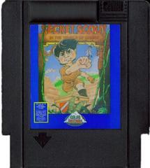 Cartridge   Secret Scout NES