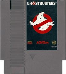 Cartridge   Ghostbusters NES