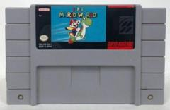 Cartridge | Super Mario World Super Nintendo