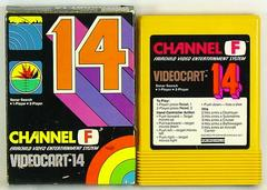 Videocart 14 Fairchild Channel F Prices