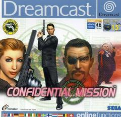 Confidential Mission PAL Sega Dreamcast Prices