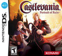 Castlevania Portrait of Ruin Nintendo DS Prices