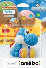 Packaging | Yarn Yoshi - Blue Amiibo