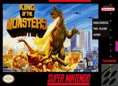 King of the Monsters Super Nintendo Prices
