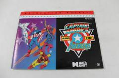 Captain America And The Avengers - Instructions | Captain America and the Avengers NES