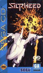 Manual - Front   Silpheed Sega CD