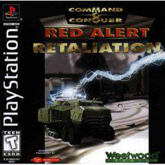 Command and Conquer Red Alert Retaliation Playstation Prices