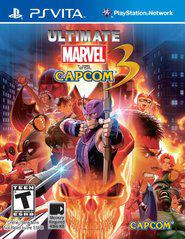 Ultimate Marvel vs Capcom 3 Playstation Vita Prices