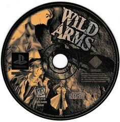 Game Disc | Wild Arms Playstation