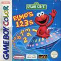 Sesame Street Elmo's 123s | PAL GameBoy Color
