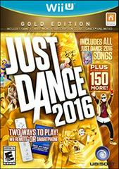 Just Dance 2016: Gold Edition Wii U Prices