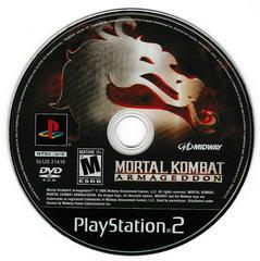 Game Disc | Mortal Kombat Armageddon Playstation 2