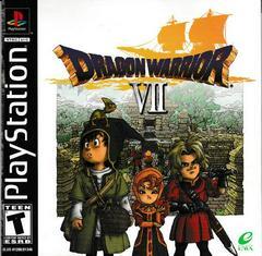 Manual - Front | Dragon Warrior 7 Playstation