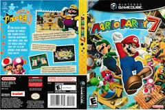 Artwork - Back, Front | Mario Party 7 Gamecube