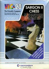 Sargon II Chess Vic-20 Prices