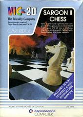 Sargon II Chess Vic-20 Prices