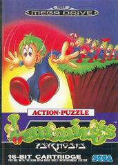 Lemmings PAL Sega Mega Drive Prices