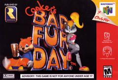 Conker's Bad Fur Day Nintendo 64 Prices