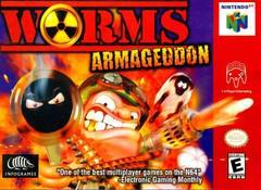 Worms Armageddon Nintendo 64 Prices