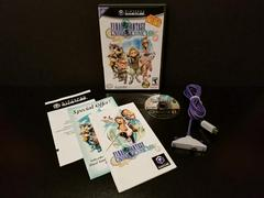 Final Fantasy - Complete W/ GBA Cable   Final Fantasy Crystal Chronicles Gamecube