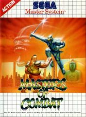 Masters of Combat PAL Sega Master System Prices