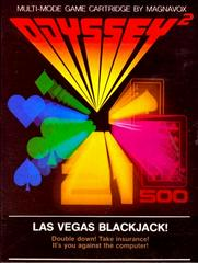 Las Vegas Blackjack Magnavox Odyssey 2 Prices
