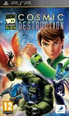 Ben 10 Ultimate Alien: Cosmic Destruction PAL PSP Prices