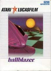 Ballblazer - Front   Ballblazer Atari 5200