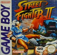 Street Fighter II PAL GameBoy Prices