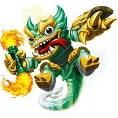 Fire Kraken - Swap Force, Jade Skylanders Prices