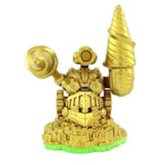 Drill Sergeant - Gold Skylanders Prices