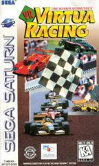 Manual - Front | Virtua Racing Sega Saturn