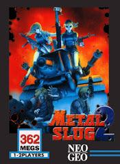 Metal Slug 2 Neo Geo AES Prices