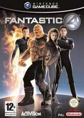 Fantastic Four PAL Gamecube Prices