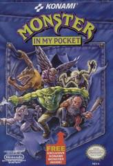 Monster in My Pocket NES Prices