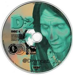 Game Disc 4 | D2 Sega Dreamcast