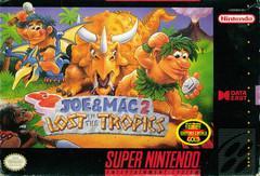 Joe and Mac 2 Lost in the Tropics Super Nintendo Prices
