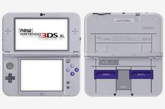 Console Front And Back | New Nintendo 3DS XL Super NES Nintendo 3DS