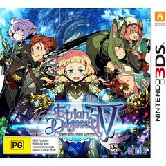 Etrian Odyssey V: Beyond the Myth PAL Nintendo 3DS Prices